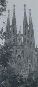 Lámina Sagrada Familia I Barcelona MamagraF