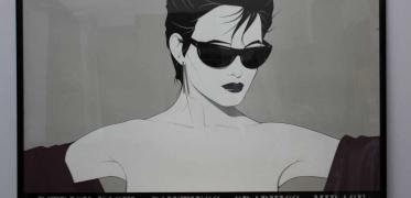 Nagel chica gafas